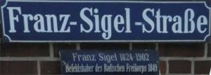 Franz-Sigel-Strasse