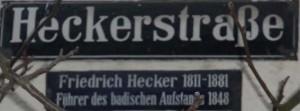 Heckerstrasse