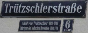 Trützchlerstrasse